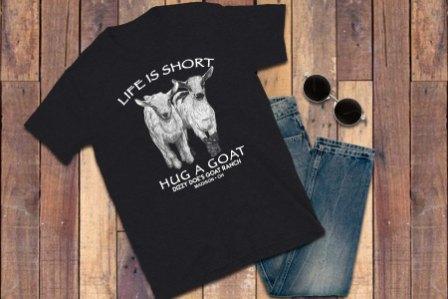WTHG Hug a Goat