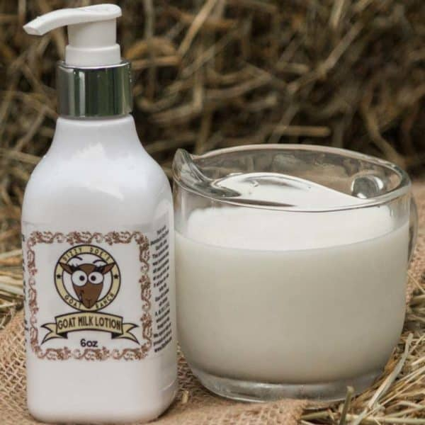 SLPN Pure and Natural Goat Milk Lotion