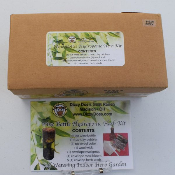 GDHY Hydroponic Herb Kit