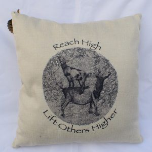 GDPI-G Goat Pillow