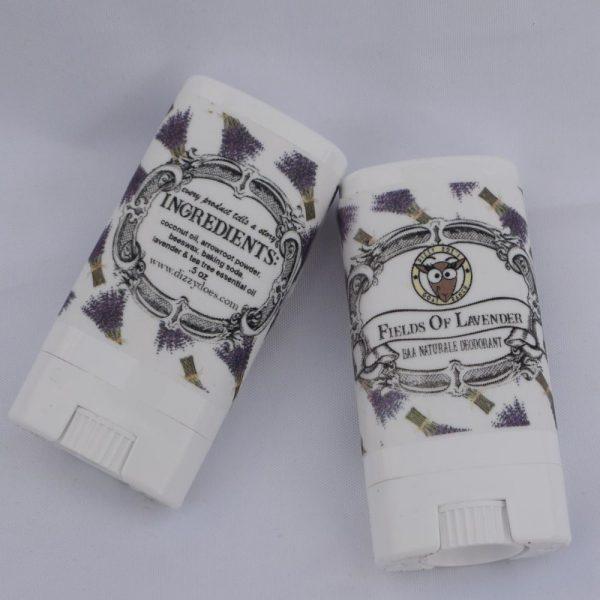 SBND-SM Natural Deodorant