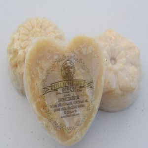 SBSO-LO Loofa Goat Milk Soap