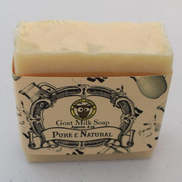 SBSO-PN Pure and Natural Goat Milk Soap