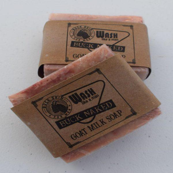 SMBN Buck Naked Men's Soap