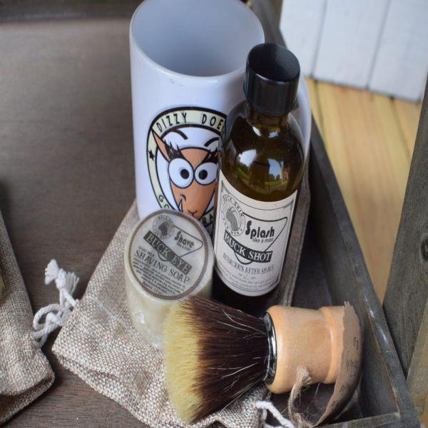 SMMS Men's Shaving Kit with Mug Gift Set