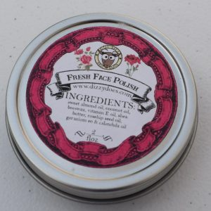SSFP Fresh Face Polish