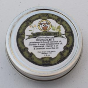 SSSD Botanical Skin Defense