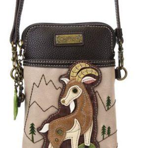 Goat Mini Xbody Purse