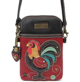 Rooster Mini Xbody Purse