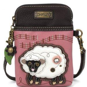 Sheep Mini Xbody Purse